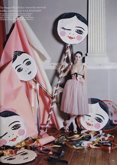 The Fictitious Life of Elizabeth Black: Tim Walker Photography...
