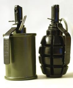 Hand grenade 5