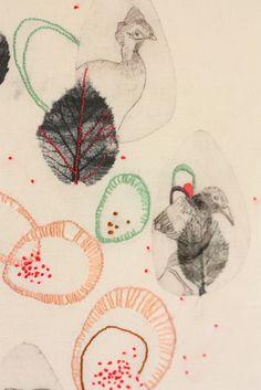 Sophie MORILLE Designer textile/ Artiste Plasticienne