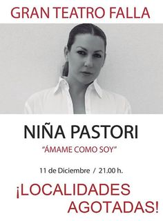 #Niña #Pastori