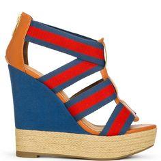 Lane heels Navy brand heels JustFab |Amazoning Heels|
