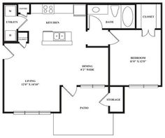 Small Floor Plan By Sweet.dreams: