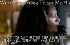 What Supernatural Taught Me 15