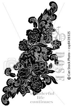 Stock Illustration - doily, lace, vintage, pattern - stock illustration, royalty free illustrations, stock clip art icon, stock clipart icons, logo, line art, pictures, graphic, graphics, drawing, drawings, artwork