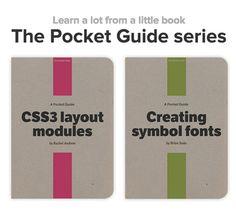 The Pocket Guide series http://www.awwwards.com/books/the-pocket-guide-series.html#