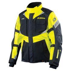 Klim Badlands Pro Hi Vis Jacket - RevZilla