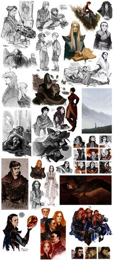 that's a sketchdump XIII by *Phobs on deviantART