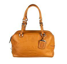 Prada Purses, Prada Bag, Brown Leather Satchel, Leather Bag, Satchel Bag, Black Silver, Purses And Bags, Dust Bag, Accessories