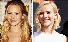 O antes e depois do cabelo das famosas
