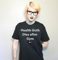 Health goth