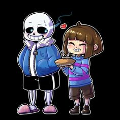 More stream art! You know whats fun? Accidentally kicking the shut down button when you haven't saved sans on your drawing and then redoing him again. I'll admit though, Sans looks a lot better tha...