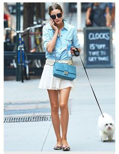 Look for Less: Olivia Palermo's summer style