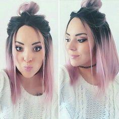 Colores de cabello hermoso