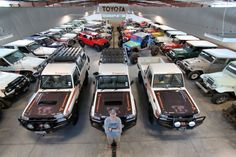 Seven continents in a Toyota Land Cruiser 70 Series: Greg Miller reflects on Expedi | Hemmings Daily
