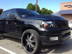 "2004 f150 26"" wheels"