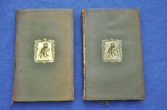 Nice old leather covers, great cover owl graphic in gold.  Sir Thomas Malory - Le Morte D'Arthur - 2 volumes - 1901 - DENT LONDON