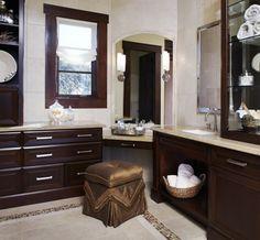 Corner Makeup Vanity Design Ideas Pictures Remodel And Decor