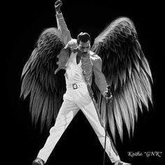 Discover thousands of images about Het was prachtig ! Freddie Mercury Tattoo, Queen Freddie Mercury, Rock Kunst, I Still Love You, My Love, Freedie Mercury, True Legend, Queen Art, John Deacon