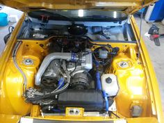 motor 924 turbo
