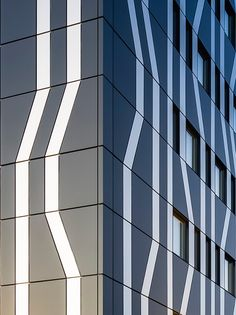 Quality Hotel™ Edvard Grieg in Bergen Sports Complex, Convention Centre, Bergen, Facades, Building, Buildings, Facade, Architectural Engineering, Tower