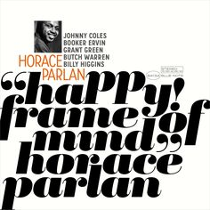 Horace Parlan - Happy Frame of Mind (1963)