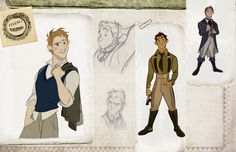 Fiyero  concept art - old visual development based on Wicked ✤ || CHARACTER DESIGN REFERENCES | キャラクターデザイン | çizgi film • Find more at https://www.facebook.com/CharacterDesignReferences & http://www.pinterest.com/characterdesigh if you're looking for: bandes dessinées, dessin animé #animation #banda #desenhada #toons #manga #BD #historieta #sketch #how #to #draw #strip #fumetto #settei #fumetti #manhwa #cartoni #animati #comics #cartoon || ✤