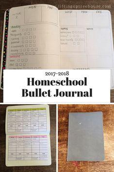 My homeschool bullet journal setup homeschool bullet and journal homeschool bullet journal a diy lesson planner solutioingenieria Image collections