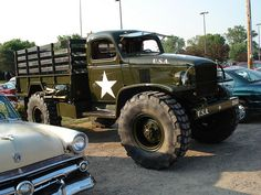 1941 US Army 2-1/2 ton 4x4.
