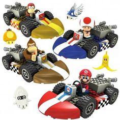 K'NEX Nintendo Wii Mario Kart Building Sets - Pull-Back Motor!