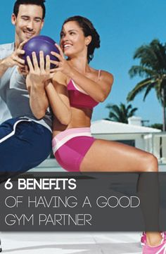 Sometimes the best way to get in shape is to do it with a partner. Here are 6 reasons you need to get a workout buddy ASAP!