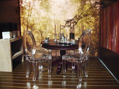 Dining Room by LeLienCreative, via Flickr