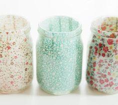 Dishfunctional Designs: DIY Mason Jar Crafts & Home Decor