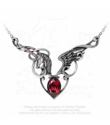 The Maiden's Conquest (P836) ~ Necklaces | Alchemy England