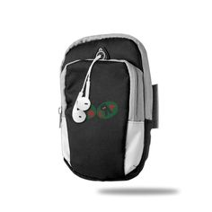 Capital Steez Pro Era Sports Arm Bag/ Armbands, Multifunctional Pockets ArmBag For Cell Phone - Ideal For Workout, Hiking, Jogging, Gym, Running (7.1 X 3.1 Inches) Black. Material: 100% Polyester ArmBag. Dimensions: 7.1 (180mm) X 3.1 (90mm) X 2.0 (50mm) Inches (H X W X D). Double Pockets Arm Bag Give You A Soft Feelings When You Wear It. Need About 1-3 Weeks Days To Get This Item, Please Ignore The Delivery Date. For Iphone7, 7plus, 6, 6plus, 5, 5s, 5c,Galaxy S7, S6, S5,S4, Note, More…