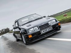 Modern Classic, Classic Cars, Ford Rs, Ford Sierra, Top Cars, Jdm, Motors, Dream Cars, Vans