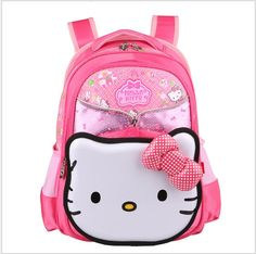 755762596294 Hello Kitty School Bag   Price   42.99  amp  FREE Shipping    World
