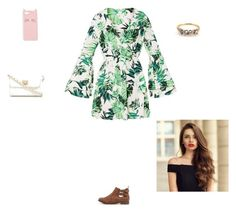"""""""Untitled #4067"""" by smaranda-panfil ❤ liked on Polyvore featuring Red Herring and Charlotte Russe"""