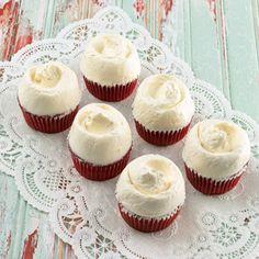 Red Velvet Cupcakes | @Margaret Martinez williams Bakery #SomethingSweet #NYC