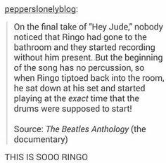 Yup, that's Ringo