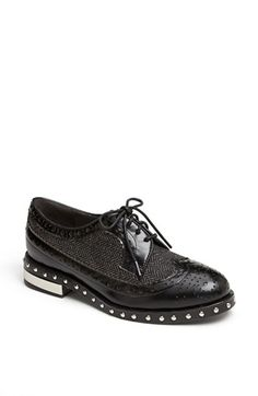 Jeffrey Campbell 'Townsend' Oxford available at #Nordstrom