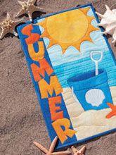 Seaside Summer Digital Pattern from ShopFonsandPorter.com