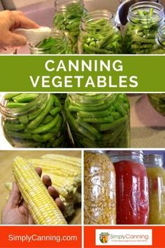Canning vegetables is perfect for the beginner. Fresh veggies from your garden (or farmer's market) retain higher nutrition, and canning is a great way to preserve your hard work. Learn at Canning Beets, Canning Vegetables, Canning Tomatoes, Canning Peppers, Freezing Tomatoes, Canning Venison, Canning Corn, Home Canning Recipes, Canning Tips