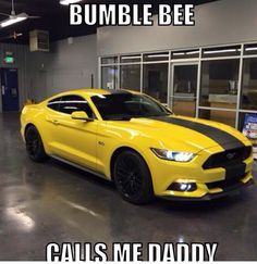 am i the only one who gets miffed when they dont use a VW beetle for bumblebee? repin if you agree!