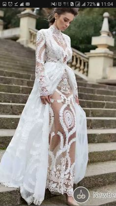 Different Wedding Dresses Why White Wedding Dresses Brides attracted attention with their wedding dresses, white clothes came to the fore. The first bride to come to the fore. Different Wedding Dresses Boho Wedding Dress, Dream Wedding Dresses, Wedding Attire, Bridal Dresses, Couture Wedding Gowns, Different Wedding Dresses, Dress Vestidos, Beautiful Gowns, Dream Dress