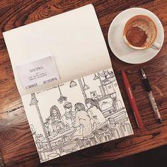 Soloist Coffee in Beijing