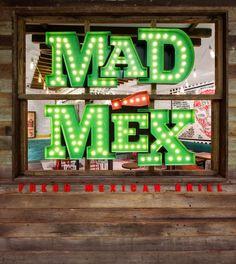 Aydınlatma ve Dekor Dünyasından Gelişmeler: McCartney Design'dan Sydney'de Mad Mex Grill Restaurant Aydınlatma #aydinlatma #lighting #design #tasarim #dekor #decor