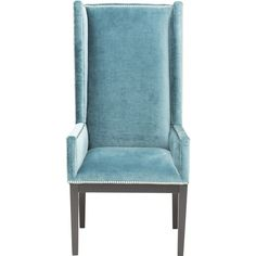 Grayson Arm Chair, Vance Bermuda ($799) ❤ liked on Polyvore