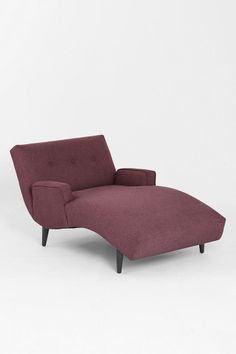 Iris Chaise- not my favorite to look at but it looks super comfy, the perfect place to curl up with your puppy
