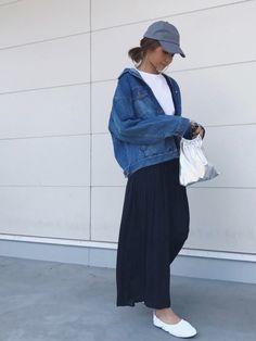 スカートに見えてパンツです Instagram   kayo.912