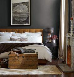 deco chambre chambre matre chambre cosy 7 oser oser les essayer confort chaleureux futur maison dcoration maison - Deco Chambre A Coucher Cosy